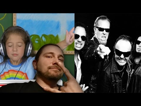 KIDS DON&39;T KNOW METALLICA?  Mike the  Snob Reacts Ep 1