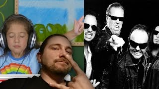 KIDS DON'T KNOW METALLICA?! | Mike The Music Snob Reacts Ep 1