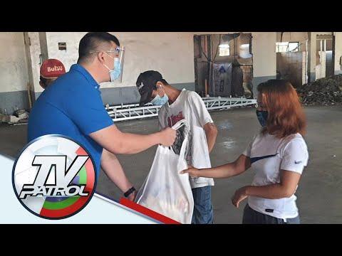 Pagpapauwi ng mga stranded sa Batangas port inaasikaso na |