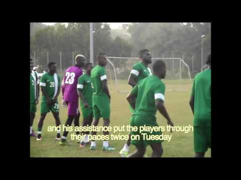 W/Cup Qualifier: Eagles prepare against Algeria