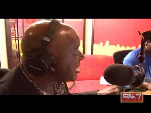 RAW: The Ainsley Harriott Interview