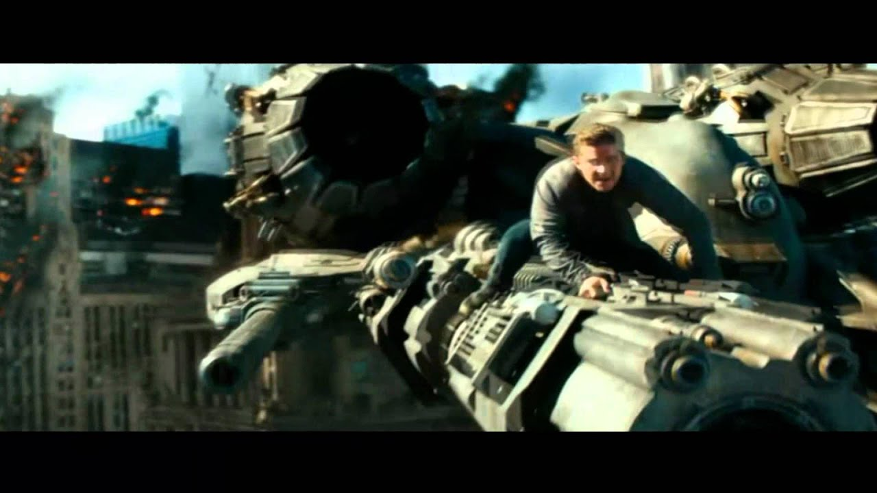 transformers 3 - saving carly - youtube