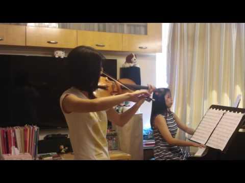 69th Music Festival N215 Violin Grade 6: Polish Dance by Doris Lee and Lai Bo Ling