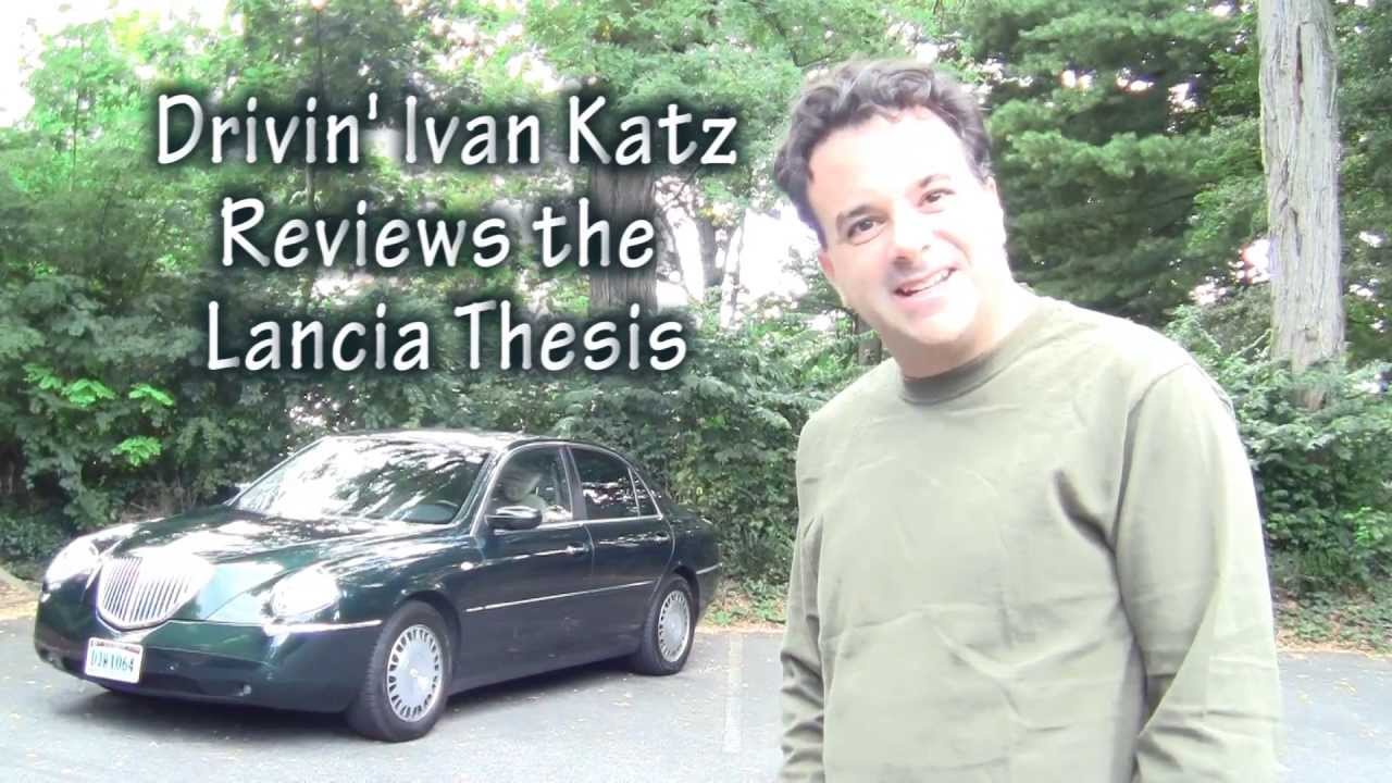 lancia thesis road test Top gear loves lancia, part 3/3 (series 14, episode 3)  jeremy and richard drive a load of legendary lancias and explain exactly why we.