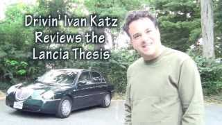 Lancia Thesis Road Test & Review by Drivin Ivan Katz