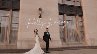 Kelly & Lorenzo | Wedding Film | Chateau Laurier, Ottawa, ON