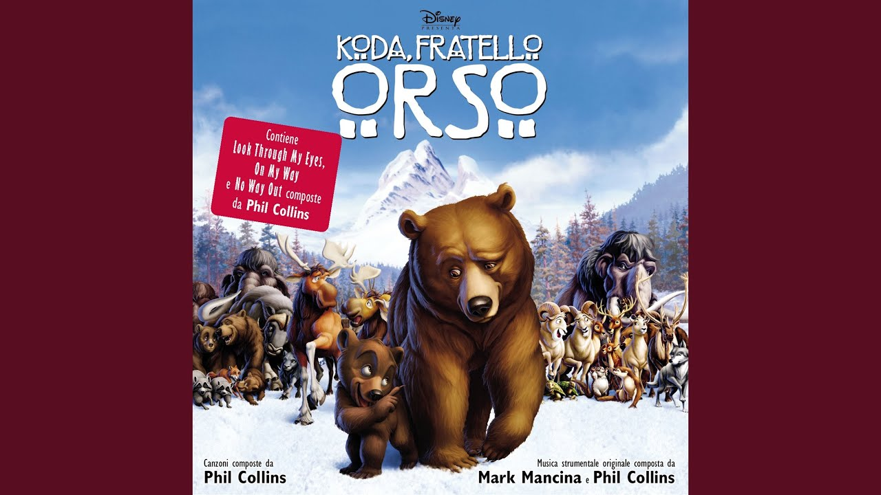 Perdonami se puoi tema di koda fratello orso video youtube