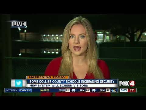 Collier County schools begin increasing security
