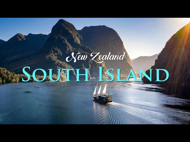 NEW ZEALAND: South Island | TRAVEL VLOG | Queenstown, Wanaka, Milford Sound, Franz Josef | Road Trip