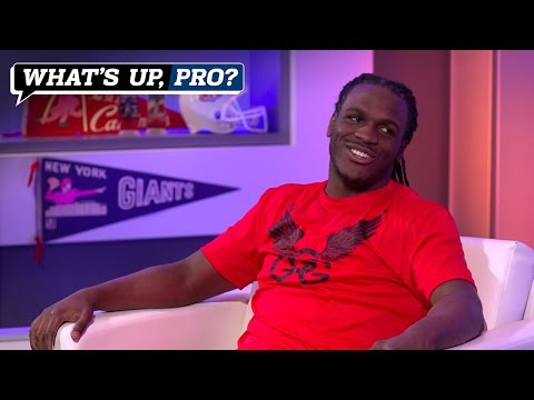 Jamaal Charles has strong opinions about wearing Air Jordans (What