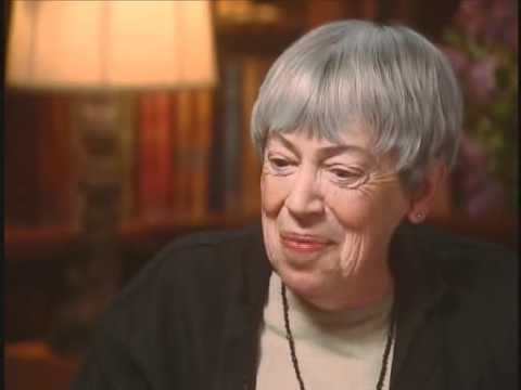 """Bill Moyers interview with Ursula K. LeGuin about """"Lathe of Heaven"""""""