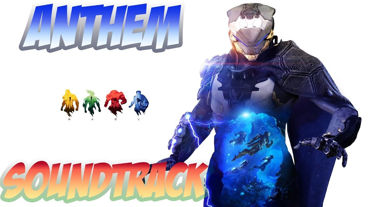 Anthem - Soundtrack [OST]