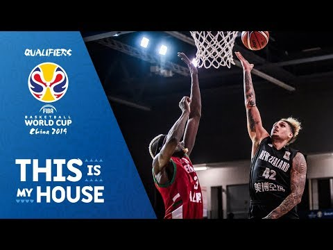 New Zealand v Lebanon - Highlights - FIBA Basketball World Cup 2019 - Asian Qualifiers thumbnail
