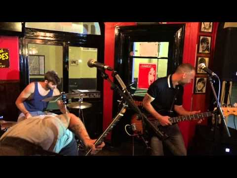 Karabelas Live at James Street Vaults Plymouth 12th/9/15. Part 1 of 2