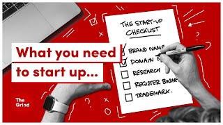 Start up Business FIRST STEPS (What you should do first!)