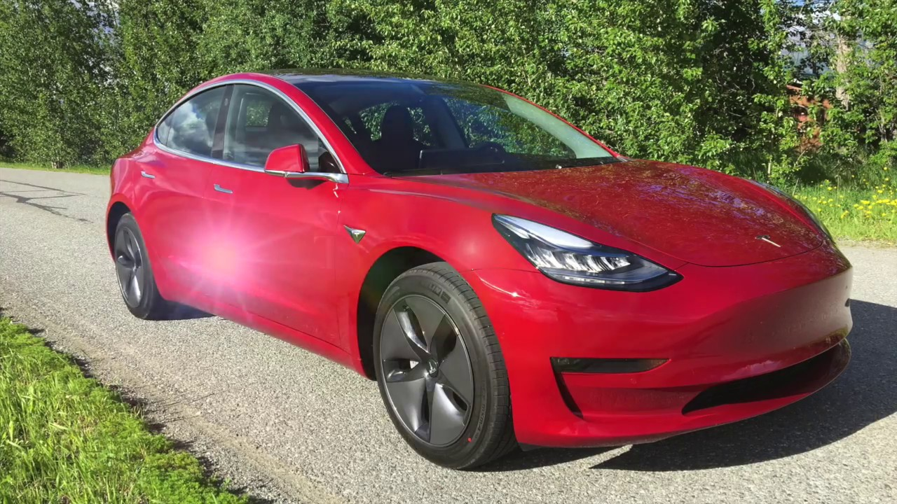 Tesla Model 3: Delivery Day - YouTube