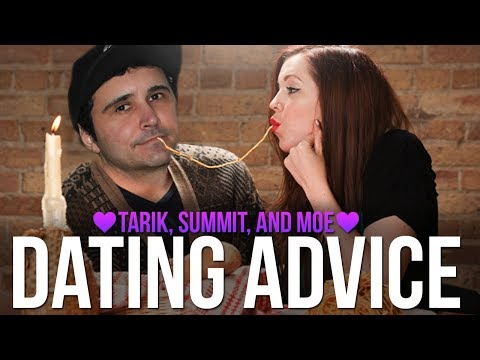 Giving Summit dating advice ft. Moe