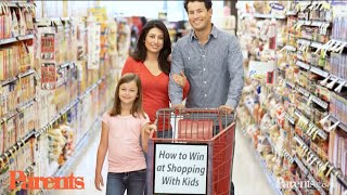 How to Win at Grocery Shopping With Kids | Parents