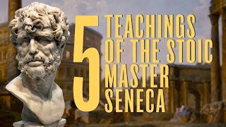 Seneca: 5 Practices Of Stoicism For A Better Life | Ryan Holiday | Seneca On The Shortness Of Life