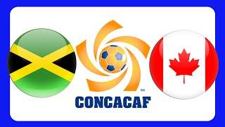 JAMAICA CANADA CONCACAF GOLD CUP 2015 +++ GERMAN