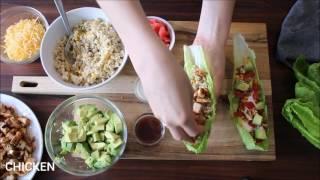 Path of Life Southwest BBQ Chicken Quinoa Salad Boats