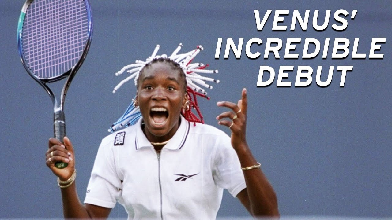 Venus Williams' debut at the US Open! | US Open 1997