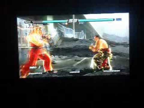 """KAMERGAME FIGHT TEKKEN 6: Yashiro """"paul""""(douala) vs Joel""""feng""""(yaounde) match 13"""