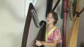 Amazing Grace (Harp Cover)