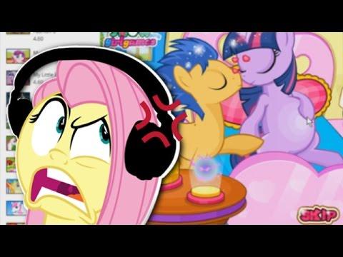 Fluttershy Plays Weird Pony Games 🍉 | ALWAYS TWILIGHT. | Part 7