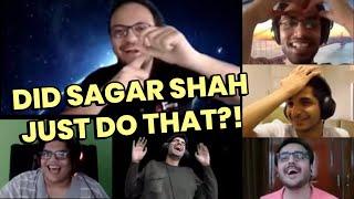 Sagar Shah Spoiled ft. @Chess Talk @ChessBase India
