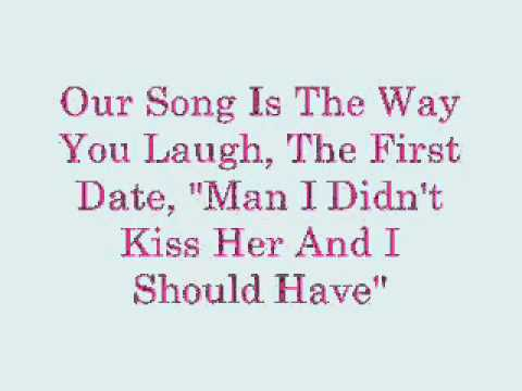 our song taylor swift with lyrics