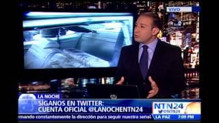 """""""No nos oponemos a la libertad de 'Popeye' porque ha contribuido a la verdad"""": Carlos Fernando Galán"""