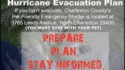 Hurricane Irma Pet Friendly Evacuation Shelter