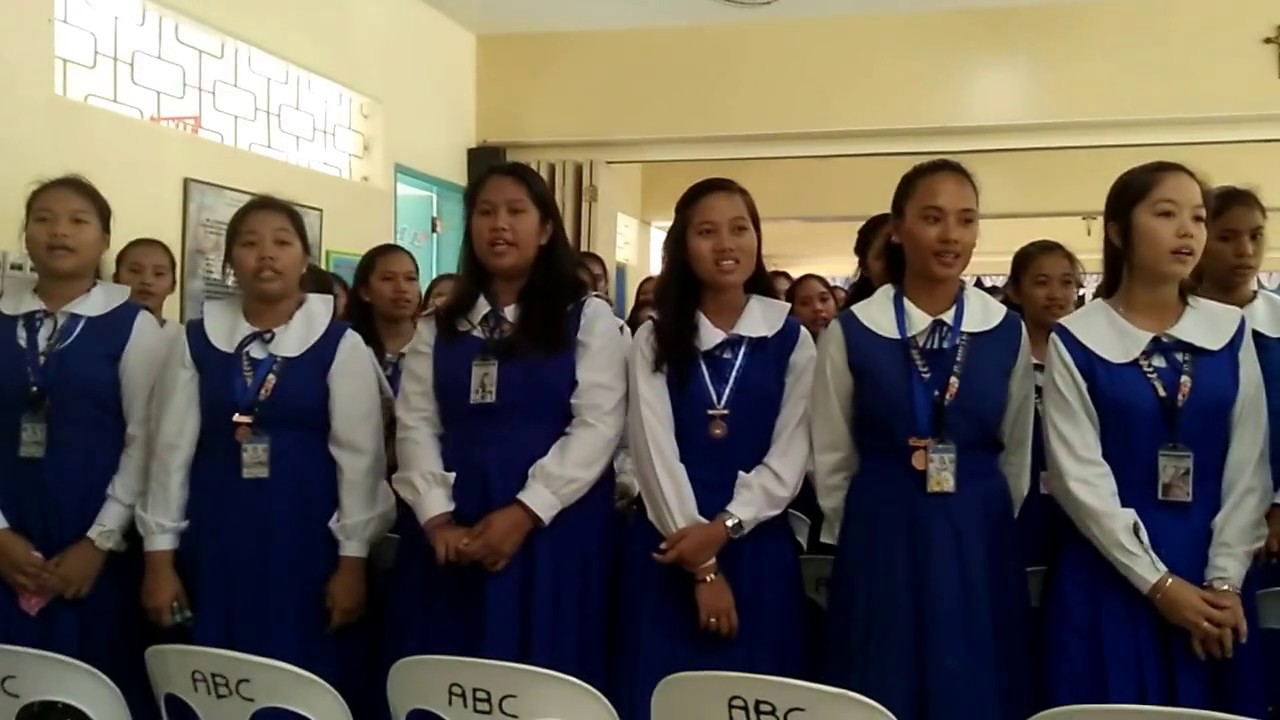 V013-MOVING UP CEREMONY- MIDES, ULIRAN and school hymn (st ...