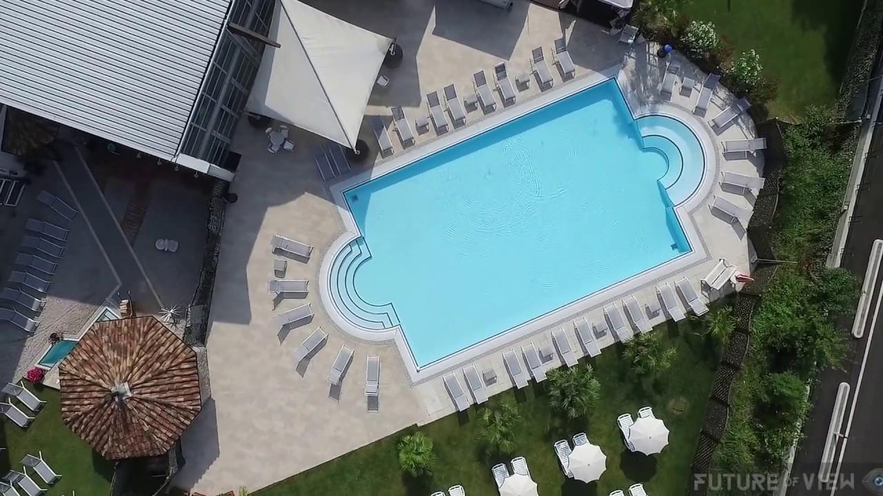 Aquarius piscina esterna e giardino a magnano in riviera youtube - Piscina magnano in riviera ...