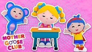 Lazy Mary + More | Mother Goose Club Cartoons #NurseryRhymes