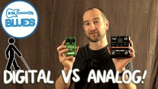 Digital vs Analog Tubescreamer Blind Test