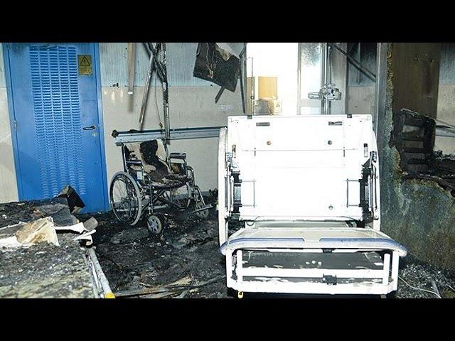 At least 25 killed in Saudi hospital fire