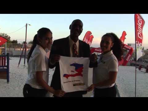 Haiti Flag Day-Aruba 2014