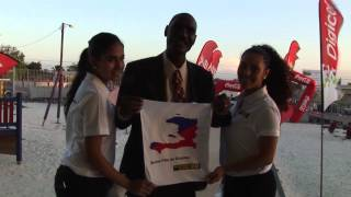 Haiti Flag Day-Aruba 2014