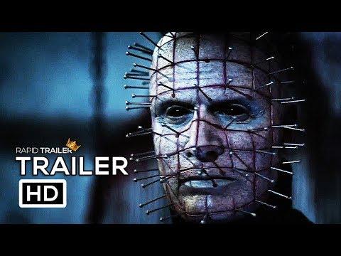 HELLRAISER: JUDGMENT  Trailer 2018 Horror Movie HD