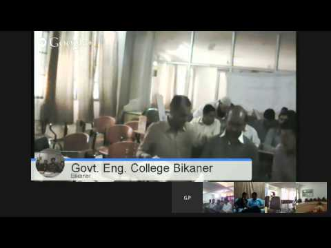 Renewable Energy Base Technologies || Day 1 || 25th August 2014
