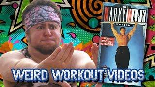 Weird Workout Videos - JonTron (rus vo)