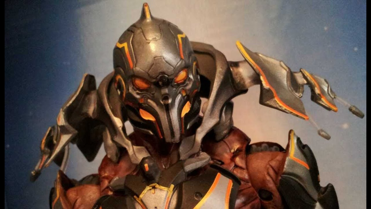 mcfarlane toys halo 4 didact action figure review