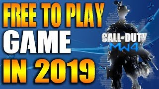 NEW PS4 FREE TO PLAY 2019 COULD IT BE CALL OF DUTY MW4