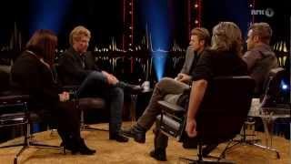 """Jon Bon Jovi interview on Skavlan UK - TV aired Nov 2, 2012 """"Hurricane Sandy from afar"""""""