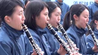 山形中央高校 「天空の城ラピュタ 」第29回全日本高等学校選抜吹奏楽大会
