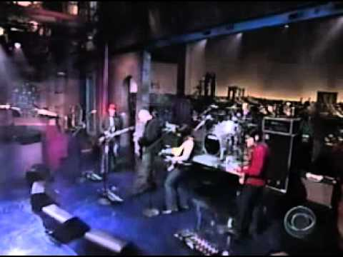 Zwan - Honestly (Live on Letterman)