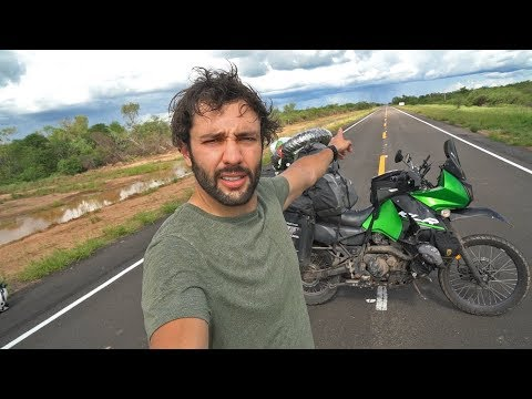 SOUTH AMERICA ROAD TRIP - Paraguay to Bolivia
