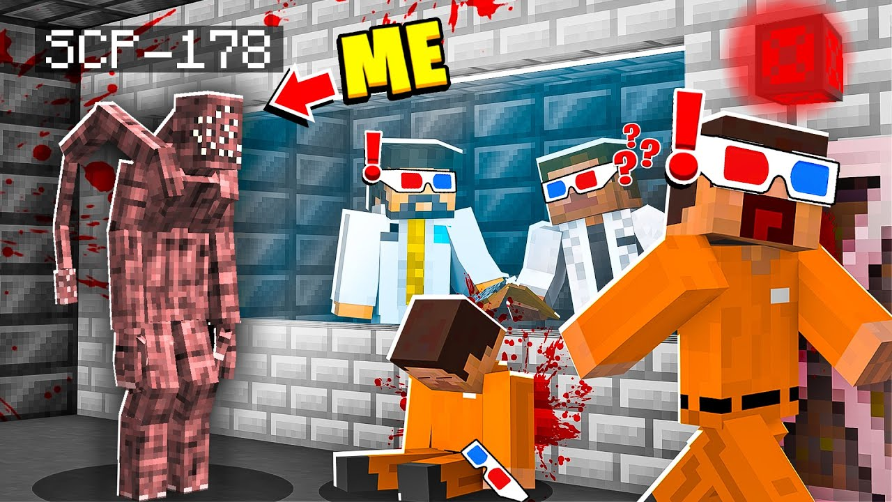 Download I Became SCP-178 in MINECRAFT! - Minecraft Trolling Video